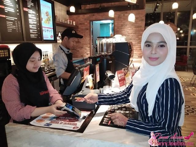WAVE2WIN BERSAMA SF COFFEE & MYDEBIT DAN MENANG SEHINGGA RM225,000.00