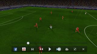 FIFA Mod PES 2018 by Fbrn