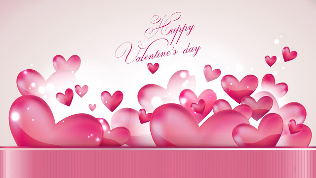 Great 63 Extraordinary Happy Valentines Day 2018 Wallpapers Photo ...