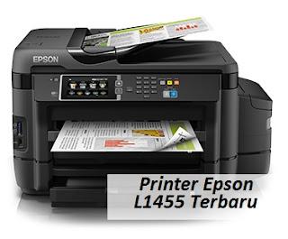 Spesifikasi dan harga printer epson l1455 terbaru