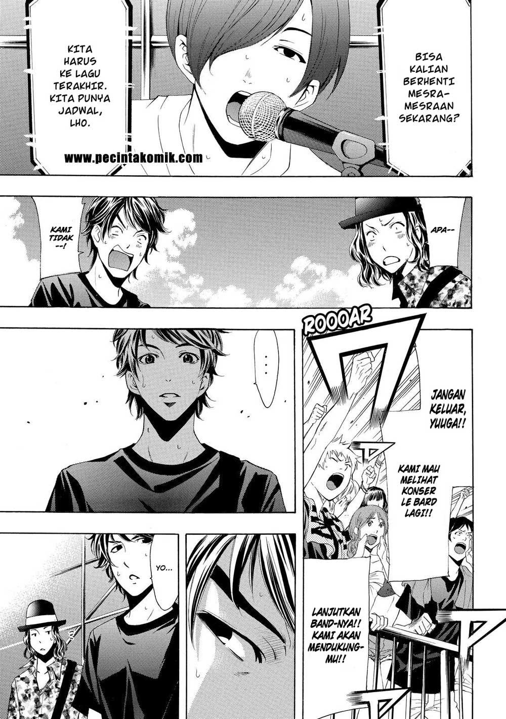 Fuuka Chapter 183