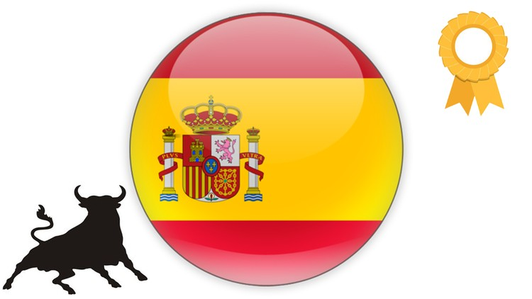 Learn Spanish: Spanish Course for Beginners (A1, A2, A2+)