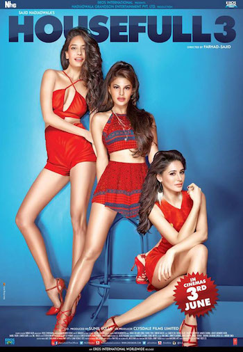 Housefull 3 2016 Hindi Full Movie