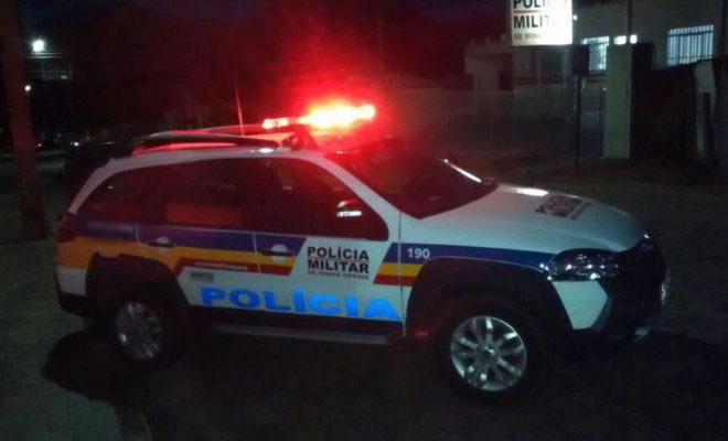 Polícia Militar localiza em Andradas (MG) veículo roubado em Espírito Santo do Pinhal