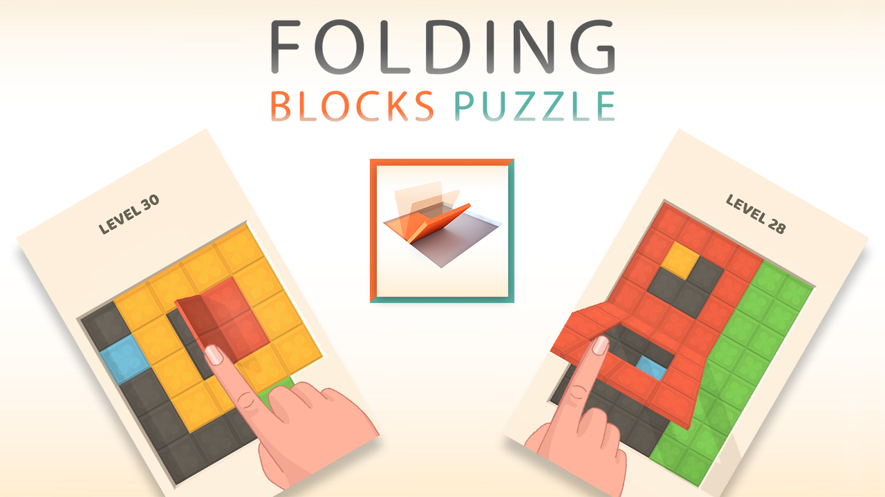 Blok Katlama - Folding Block Puzzle