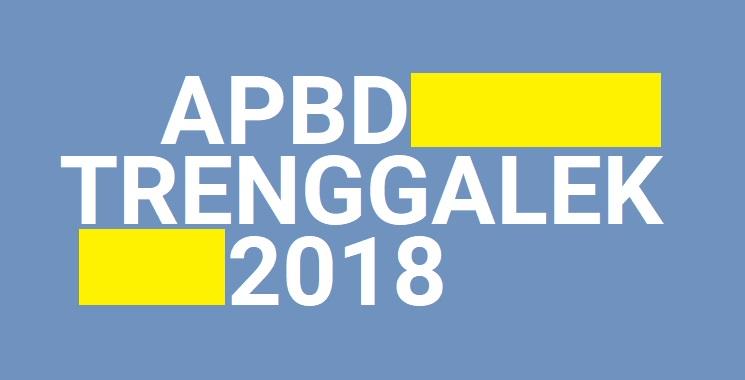 APBD Kabupaten Trenggalek Tahun 2018
