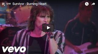 imagen Survivor - Burning Heart