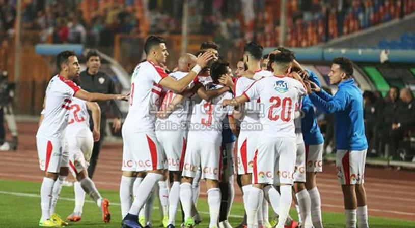 الزمالك يحقق الانتصار على زيسكو يونايتد بثنائية في الجولة الرابعه من دوري أبطال أفريقيا
