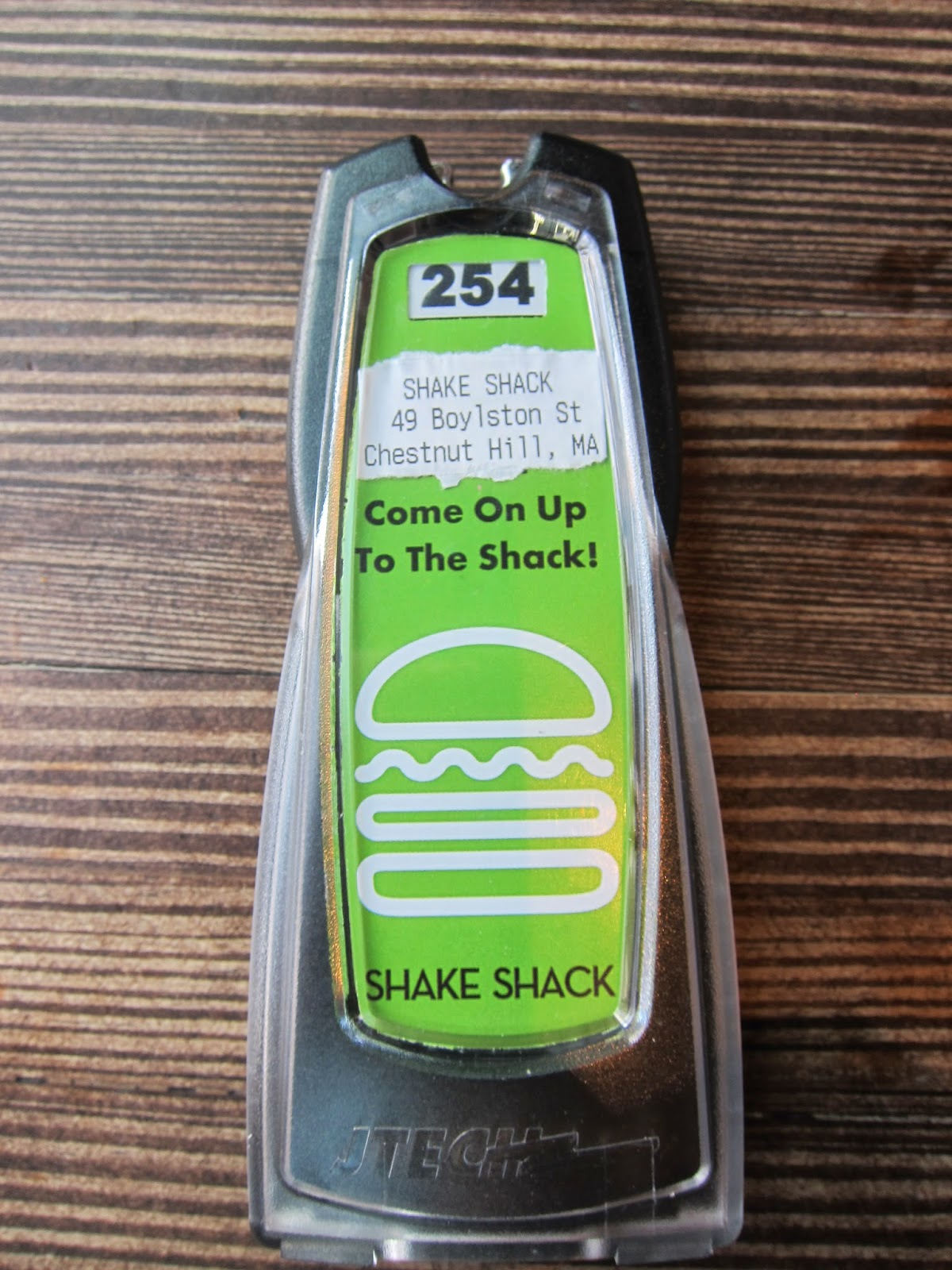 Mami-Eggroll: Shake Shack and Showcase SuperLux in Chestnut Hill