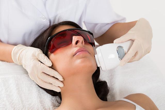 Manfaat Laser Wajah Untuk Kecantikan