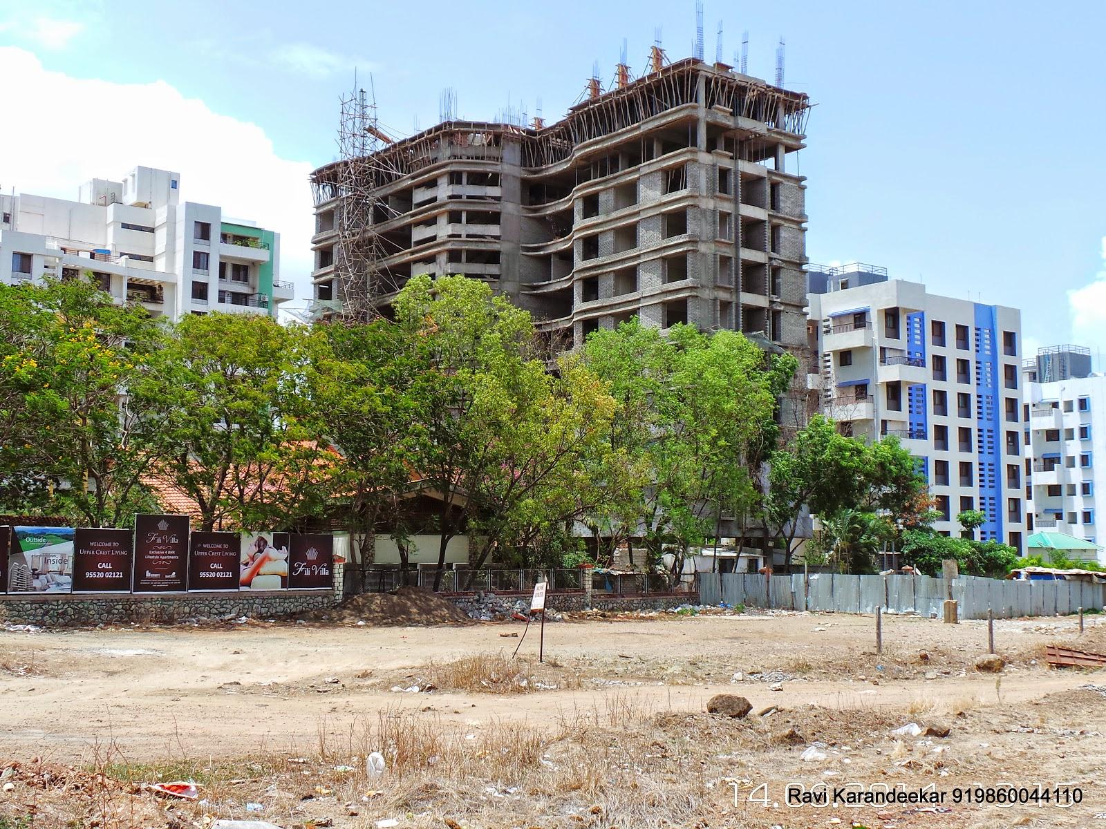 Ravi Karandeekar's Pune Real Estate Market News Blog: A 2