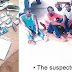 Lobatan! These armed robbers were arrested while sharing what they stole...photos