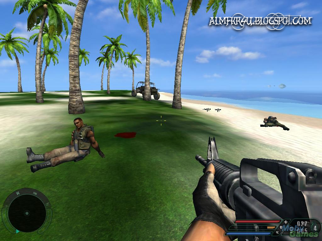 تحميل لعبة Far Cry 1 للكمبيوتر بحجم صغير