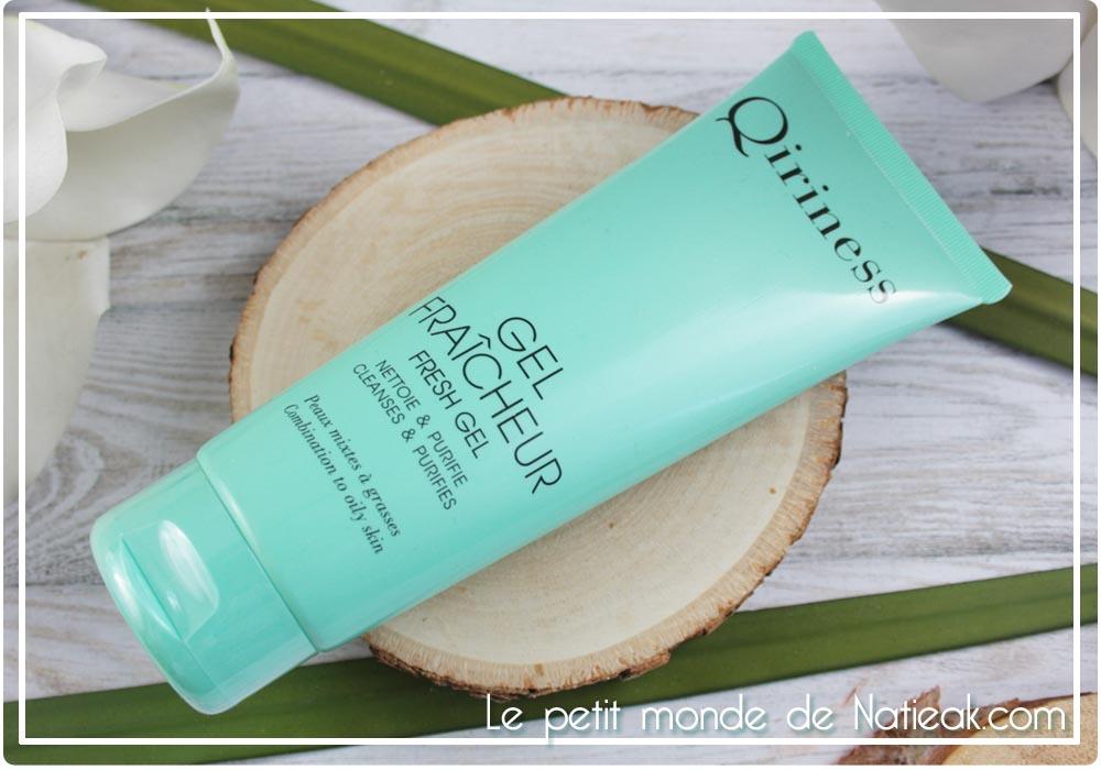 gel nettoyant visage peau grasse