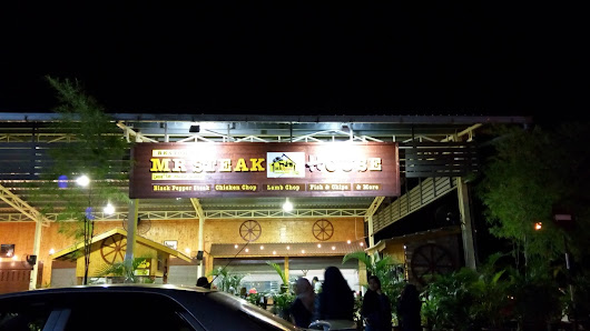 Jalan-Jalan Cari Makan @ MR Steak House