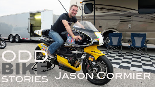 OddBike Stories - Jason Cormier