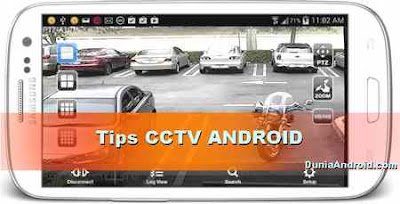 Cara Rekam Hasil Video CCTV di HP Android