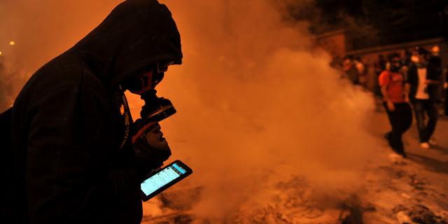 Las redes sociales clave en el desarrollo de las protestas Occupy Gezi