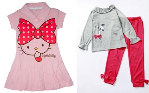 model baju anak perempuan usia 2 tahun