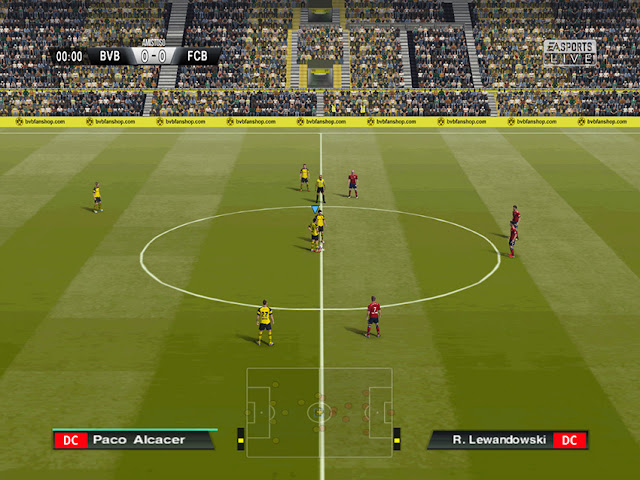 PES 6 Full PC Game - FIFA 19 Edition by OldGames - PES - HD
