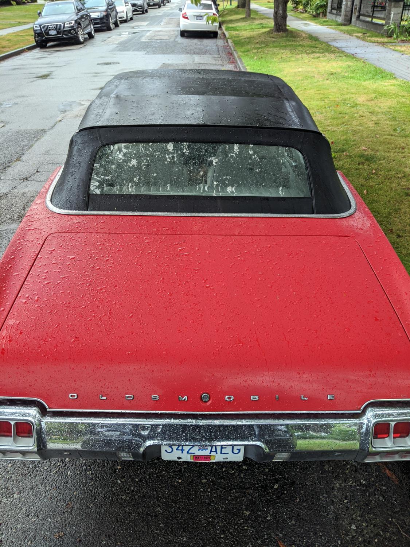 1972 Oldsmobile Cutlass Convertible 06