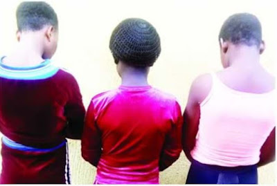 Sad Tales Of Delta Schoolgirls Lured Into Pros-titution In Lagos