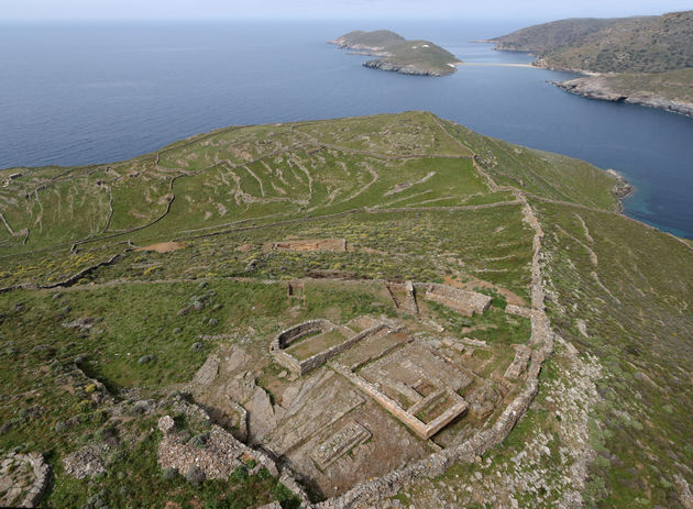 Kythnos: Priceless archaeological treasures remain in storage