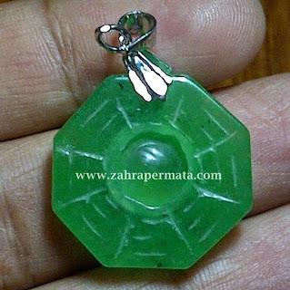 Leontine Giok Jadeite Jade - ZP 235