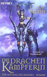 Die Drachenkämpferin 2: Der Auftrag des Magiers – Licia Troisi
