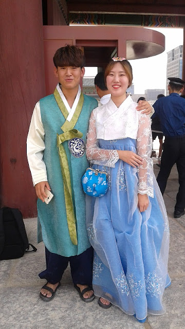 Hanbok - Trajes tradicionales coreanos