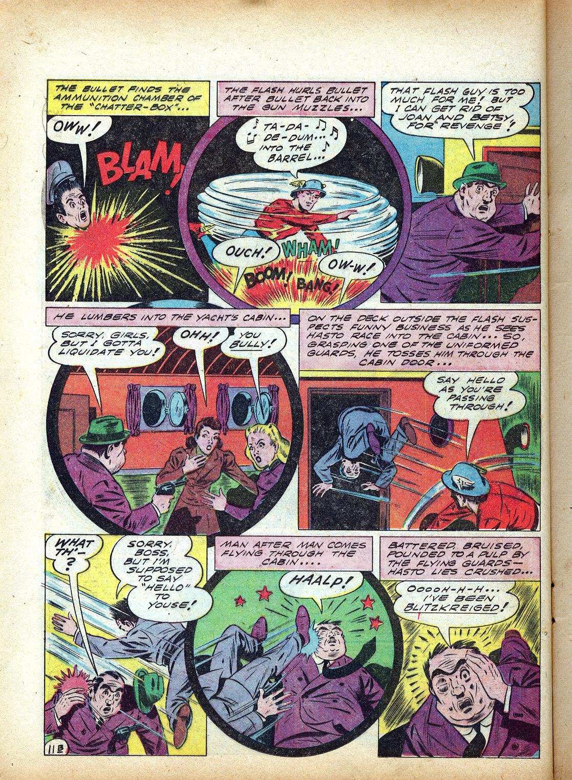 Read online All-Flash comic -  Issue #4 - 29
