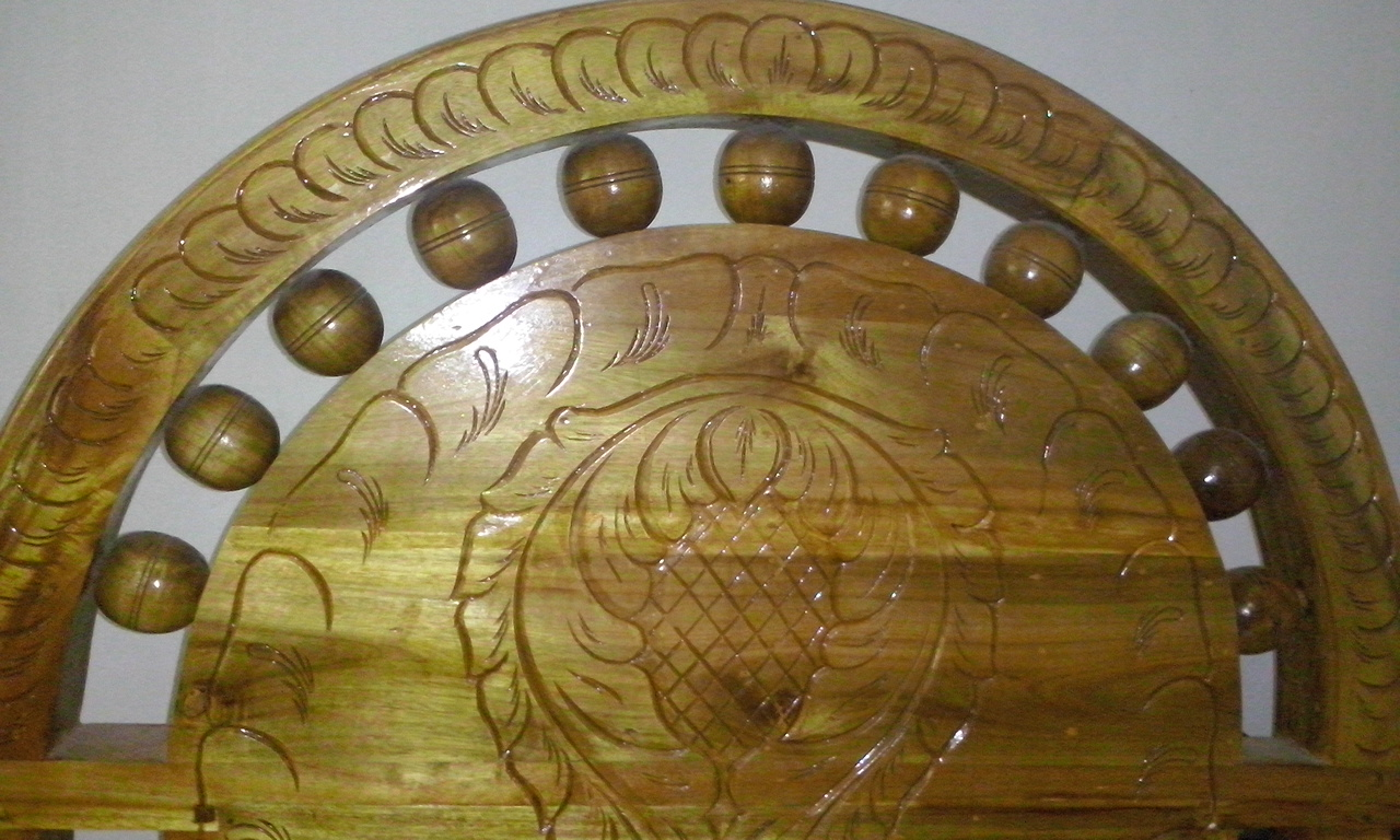 Kerala Style Carpenter Works And Designs Wooden Furniture