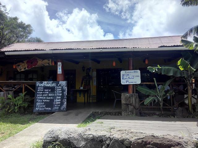 Empanadas Isla de Pascua