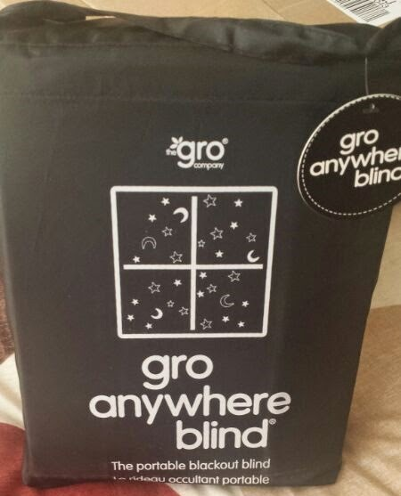 gro anywhere blind review