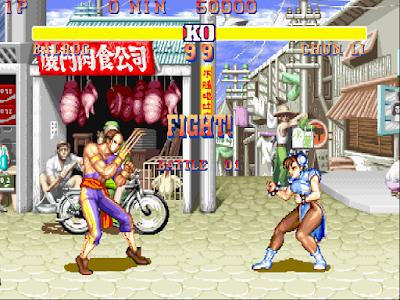 街機:快打旋風2(超級街頭霸王):天下鬥士之4大天王高清版,Street Fighter II!