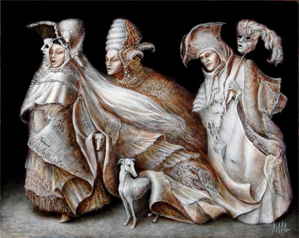 Pittura e scultura - Pagina 3 Ludmila%2B12