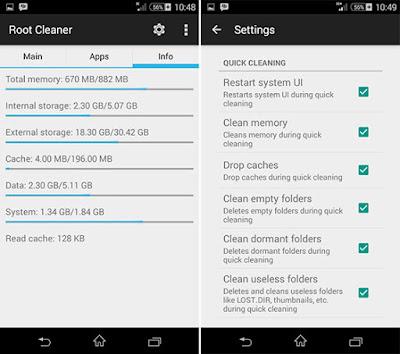 Root Cleaner Apk Full Version gratis