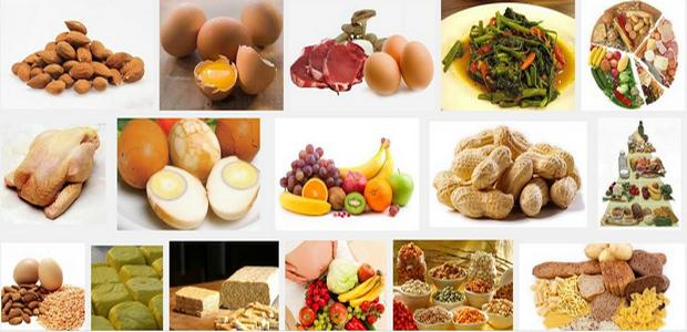 Lukitoys 36 Makanan Yang Mengandung Sumber Protein Tinggi