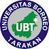 Logo Universitas Borneo Tarakan (UBT) Terbaru 2017
