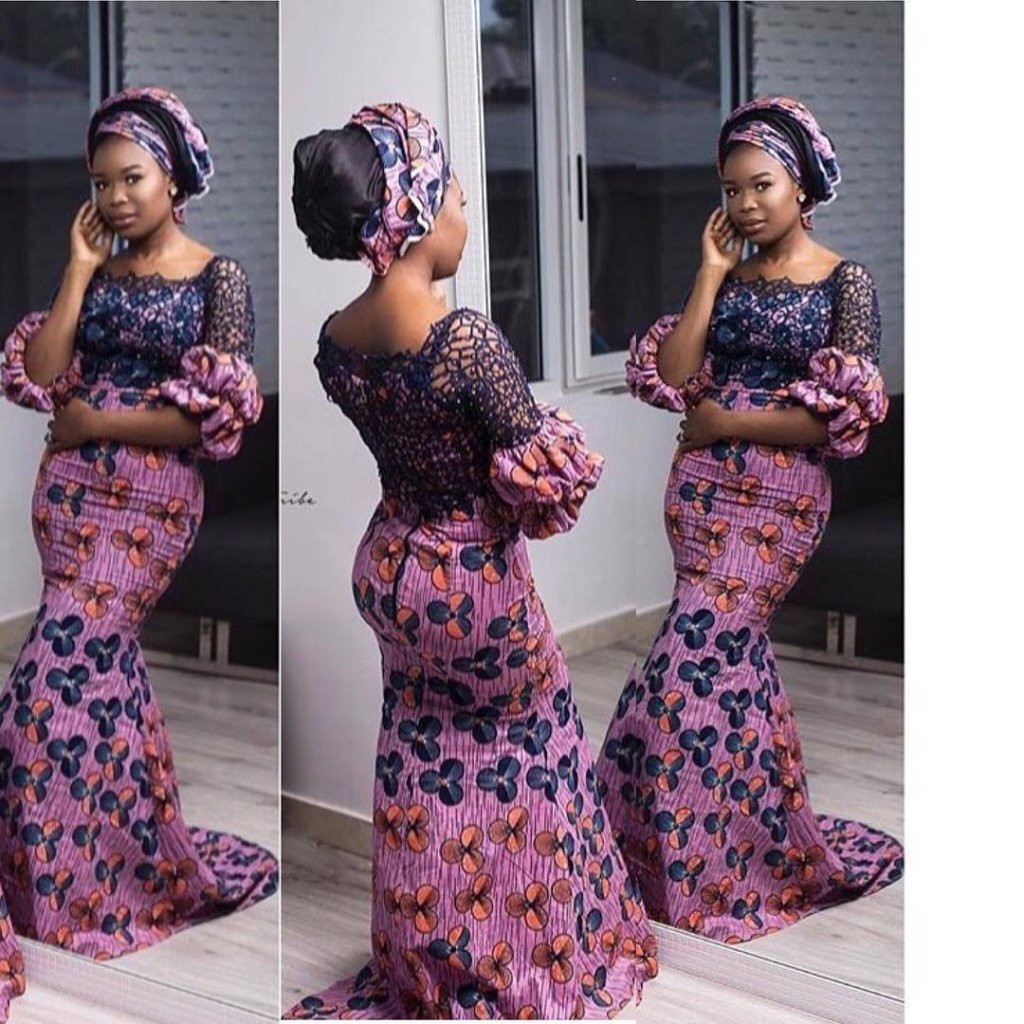 Unique Ankara Styles For Beautiful Ladies 2018 Debonke House Of Fashion