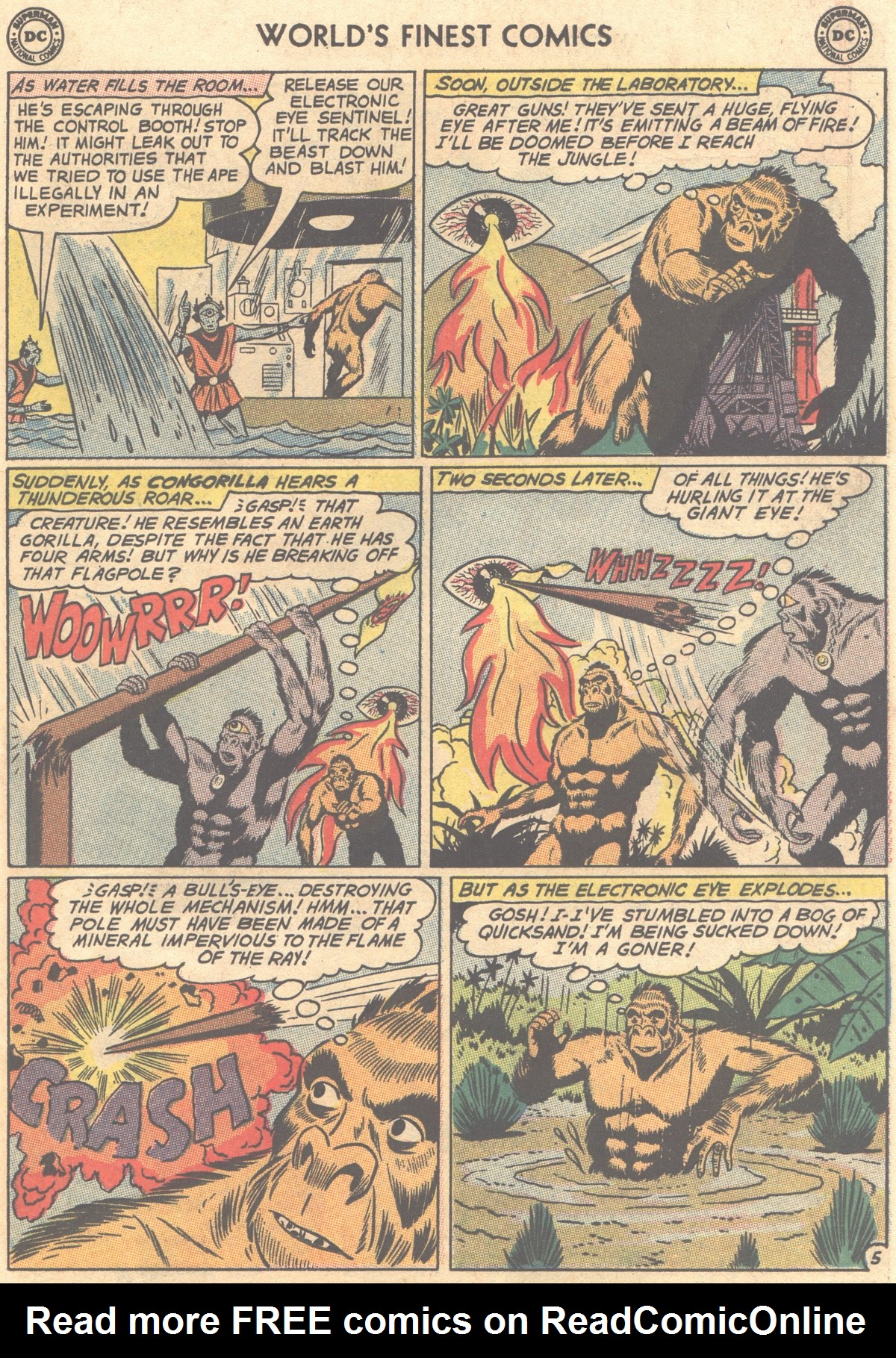 Read online World's Finest Comics comic -  Issue #149 - 30