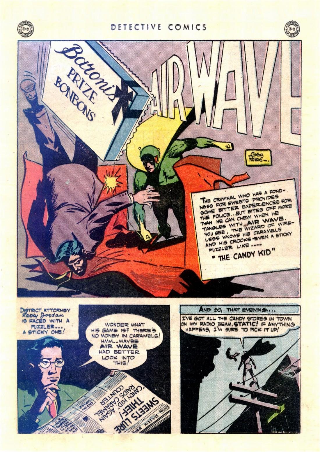 Read online Detective Comics (1937) comic -  Issue #103 - 31