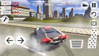Download Game Android Extreme Car Driving simulator Terbaru