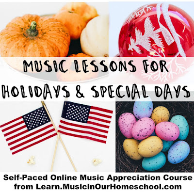 Music lessons for the holidays