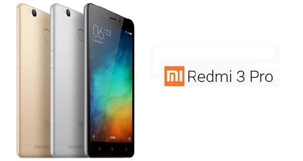 Xiaomi redmi 3 pro chính hãng