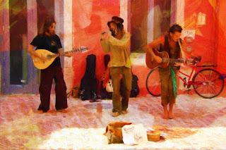 Music: Last Refuge Of The Disenfranchised #VisualFutureOfMusic #WorldMusicInstrumentsAndTheory