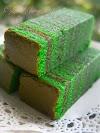Kek Lapis Evergreen (versi bakar)
