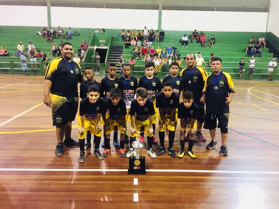 Não deu. A equipe sub 12 do EC Mão Craques do Saboó(foto) ficou com o vice  do Campeonato Santista de Futsal. No tempo normal 413d1c56ac336