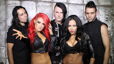 Butcher Babies - band