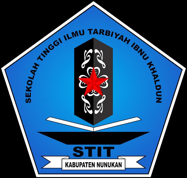Logo STIT Ibnu Khaldun Kabupaten Nunukan PNG